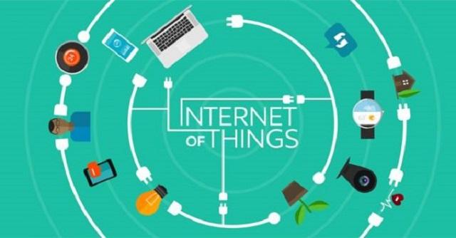 IOT là viết tắt của cụm từ Internet of Thing.