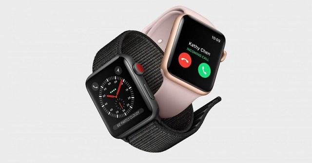 Apple Watch GPS và LTE khác nhau gì?