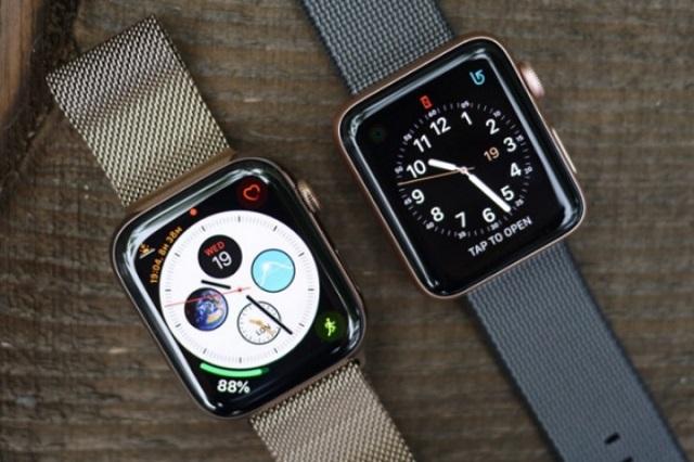 Apple Watch GPS và LTE khác nhau về nhiều khía cạnh