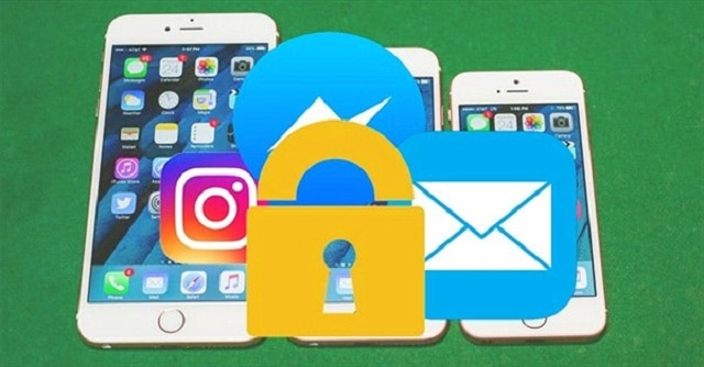 Khóa ứng dụng trên điện thoại nhằm bảo mật thông tin quan trọng